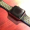 Apple Watchディスプレイのウロコ模様の汚れを綺麗に