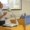 香港中文大学で公開講義をしてきました。