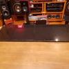 オーディオボード 黒御影石