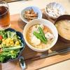1/29の晩ご飯(肉じゃがときんぴら)きんぴら雑レシピ