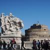 Funny Palece Hostelと、ローマの彫像【イタリア・ローマ4】