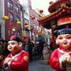 南京町とカフェラ