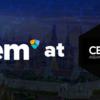 CEBIT ASEAN 2018でのNEM
