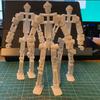 ロボット骨格の量産化に挑戦