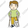 変形性膝関節症が治りかけたと思ったら・・(汗)。