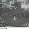 ハロウィンナイトは安全地帯から渋谷をウォッチ