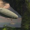 小売業界の競争は地上戦から空中戦へ?ウォルマートがドローンと飛行船の商品配送システムの特許出願へ