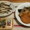 2016/10/27の夕食