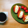 7/20(月)たまごパン、モーニング、赤うしハンバーグ、博多とんこつラーメン