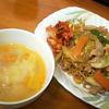 野菜のスープ