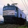 昭和のオヤジカメラ汚写真 EF62・ひまわり号などなど