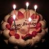 今日は誕生日です。