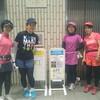 大阪マラソンに向けてチーム練習開始