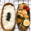 20180920鶏むね唐揚げ弁当&チャレンジ1ねんせい10月号が来た!