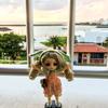 お人形さん沖縄に行く。