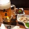 初、名古屋の有名老舗居酒屋『大甚』さんへ。