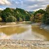 修理谷池(愛媛県西条)
