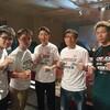 11.4 金沢CROSS旗揚げ大会大成功!おめでとうございます。