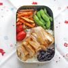 #145 鶏の照り焼き丼弁当