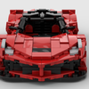 【レゴ自作】ラ・フェラーリ作ってみた