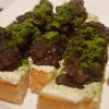 【キハチカフェ】名古屋店限定の小倉トーストが上品で新感覚のおいしさ