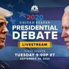 United States presidential debates, Cleveland, Ohio on September 29, 2020 大統領選ディベート一回目感想