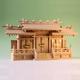 出雲神殿三社 大型サイズの神棚の祭り例