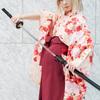 マロパピさん(桜セイバー/Fate/KOHA-ACE 帝都聖杯奇譚) 2013/12/30となコス