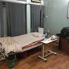 人生初入院。しかもダッカって。