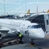 ヴァージンオーストラリア航空のメルボルン空港ラウンジに、デルタゴールドメダリオンで入ることができました