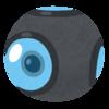 360度カメラで撮影した立体視(3D)VR用静止画の正面を変更する方法