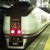 651系伊豆クレイル NN入場(廃車回送)in松本駅[2020年10月9日]