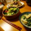 2017年4月26日(水)夕食