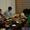 加悦合宿 2日目(8月7日(日))