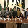 Farewell party for Saret san (2018 Jan)