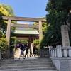 東京大神宮(飯田橋,東京)2018/4/28