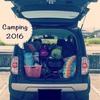ハスラーでキャンプへ、荷物積みこんでもこの余裕!