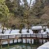 雪景色の公園*冬のさんぽ*