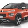 ● シトロエン 新型C4エアクロスは、C3エアクロスのロング版に…北京モーターショーで発表