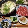 野菜を食べる鍋/鰺フライもいいよね