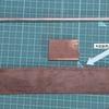 スピードメーター交換準備5(メーターブラケット作成)