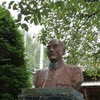 今日の銅像