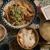 白菜と厚揚げのピリ辛炒め