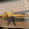 ガンシップを作る(2) 基本塗装とチッピング