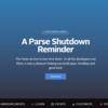 Parse.com 終了に伴うmBaaS業界の変化