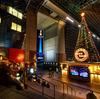 Kyoto Station Christmas Tree (by Agustin Rafael Reyes) This