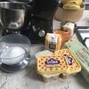 イギリス初めてのケーキ作り