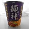 姫路市広畑区のドンキホーテで「明星 麺神 めがみ 醤油」(カップラーメン)を買って食べた感想
