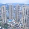 コートヤード マリオット 香港沙田 宿泊記 Courtyard Marriott Hong Kong Sha Tin