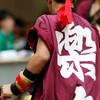 岡山うらじゃ連 楽鬼:第1回YOSAKOI高松祭り@丸亀町グリーンけやき広場(16日)